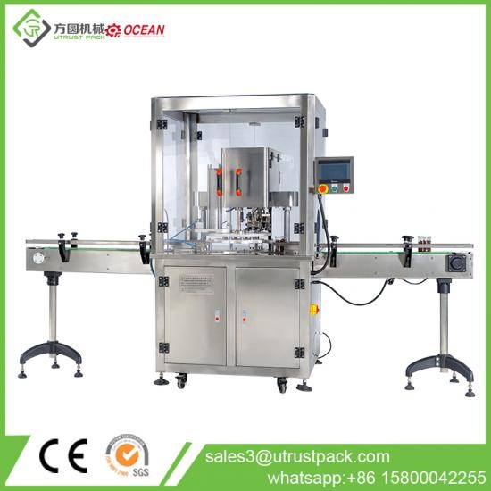 Automatic PET seaming canning machine